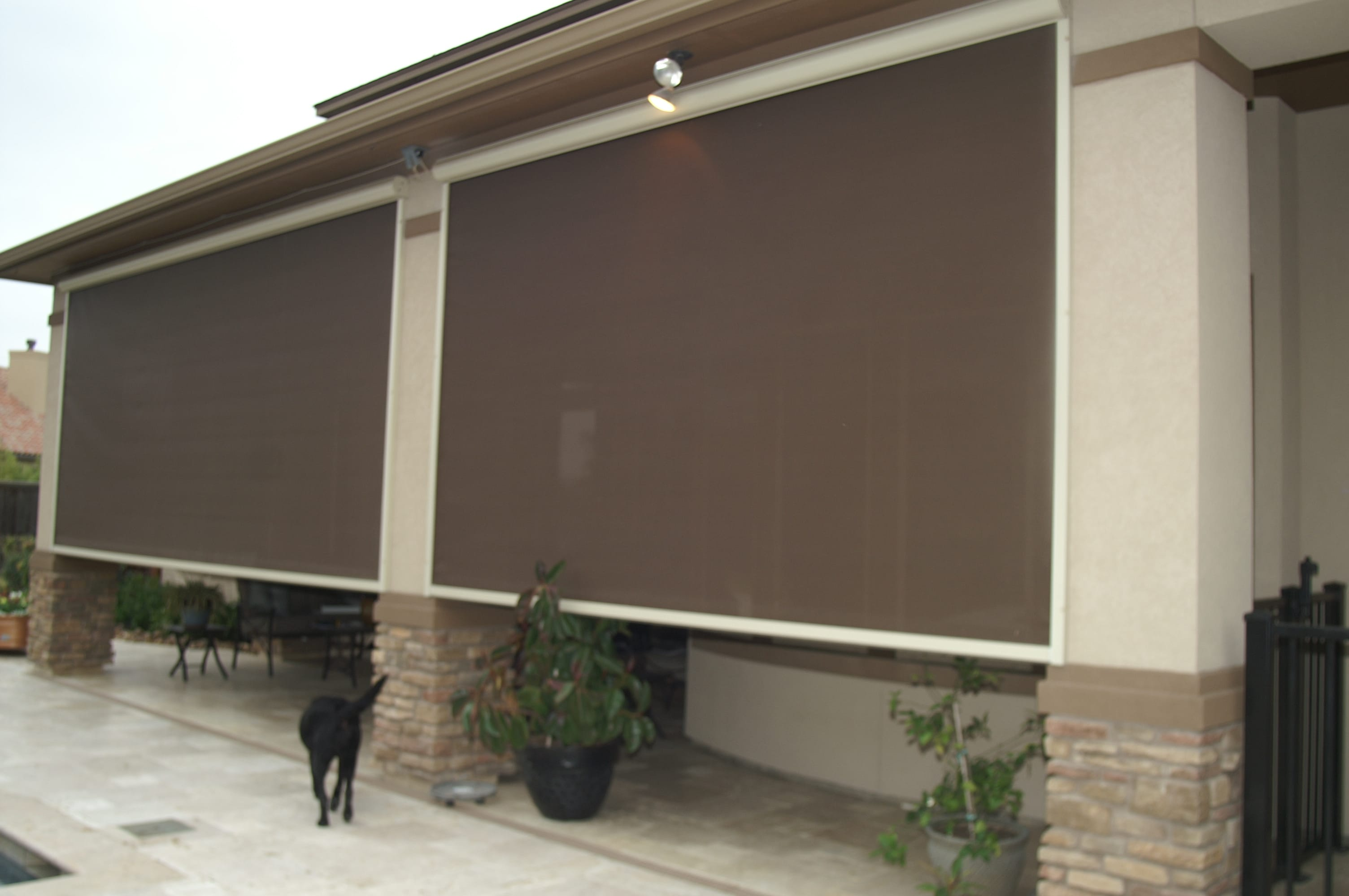 Sunset Canvas Amp Awning Fabric Awnings Retractable